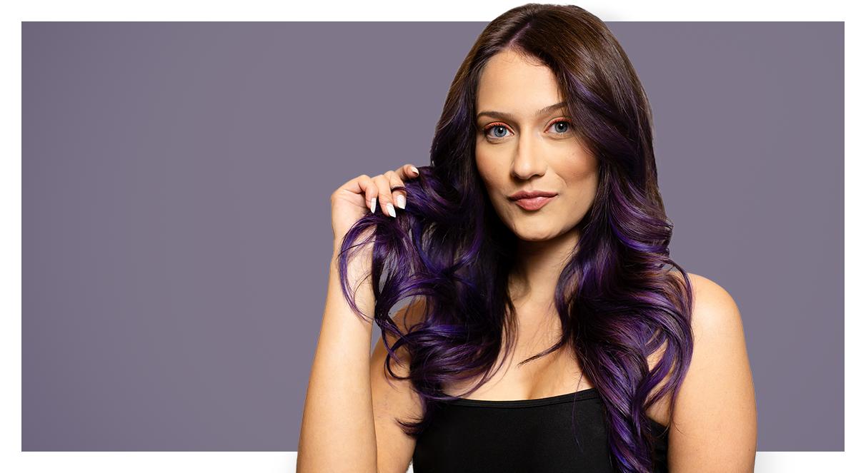 BeautyColor Roxo Púrpura