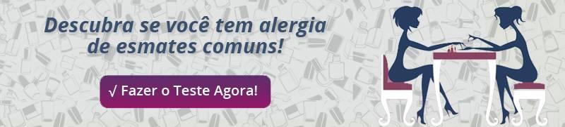 Teste Gratuito: Descubra se você é alérgica a esmaltes comuns