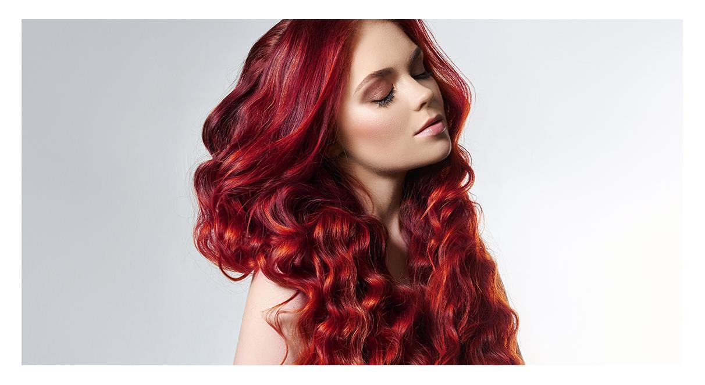 Dicas de vermelhos para morenas mudarem a cor dos cabelos