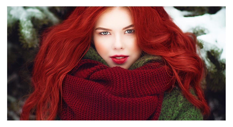 Como cuidar dos cabelos com tintura no inverno