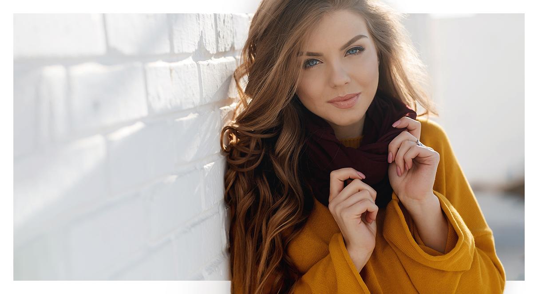 Como cuidar dos cabelos tingidos no inverno